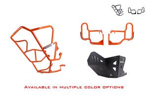 T-rex KTM 1290 Super Adventure / 1190 Adventure Engine & Luggage Guards Skid Plate