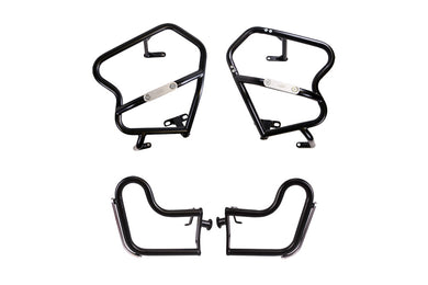 T-rex 2005 - 2013 BMW R1200RT Engine Guard Crash Cage Luggage Guard Combo