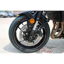 Load image into Gallery viewer, T-rex No Cut Frame Exhaust Axle Sliders Case Covers Fender Z900  17-19