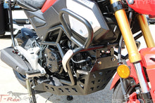 Load image into Gallery viewer, T-rex  Skid Plate + Adventure Engine Guard Crash Cages 17-20 Grom/MSX125