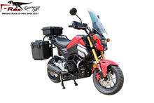 Load image into Gallery viewer, T-rex 2013 - 2020 Honda Grom Skid Plate + Adventure Engine Guard Crash Cages
