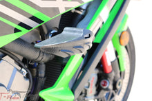 Load image into Gallery viewer, T-rex racing 11-19 Kawasaki ZX-10R No Cut Frame Front Axle Sliders Spools