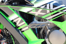 Load image into Gallery viewer, T-rex 11-19 Kawasaki ZX-10R No Cut Frame Front & Rear Axle Sliders Case Covers Spools