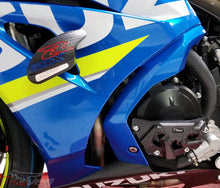 Load image into Gallery viewer, T-rex 2017 Suzuki GSX-R1000 GSX-R1000R No Cut Frame Front Rear Quick Axle Sliders Case Covers Fender Eliminator