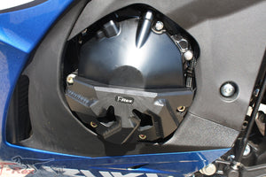 T-rex racing 2009 - 2016 Suzuki GSX-R1000 No Cut Frame Front & Rear Axle Sliders Case Covers Spools