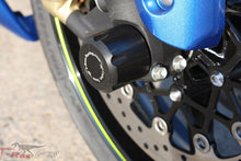 Load image into Gallery viewer, T-rex racing 2009 - 2016 Suzuki GSX-R1000 No Cut Frame Front & Rear Axle Sliders Case Covers Spools