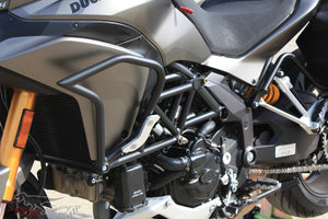 T-rex 2010 - 2014 Ducati Multistrada 1200 Engine Luggage Guard Crash Cages