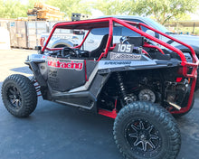 Load image into Gallery viewer, Agency Power Aluminum Side Vent Covers Red RZR 1000 | RZR XP Turbo