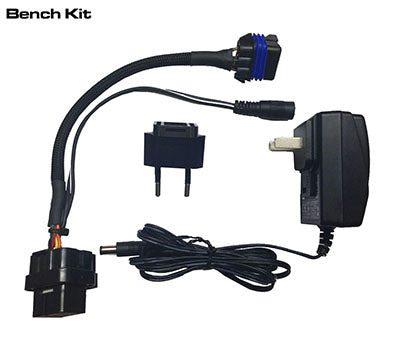 FlashTune ECU Type 12 Bench Kit Kawasaki ZX636r 2013-2016
