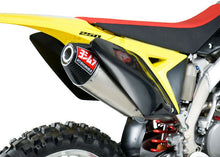 Load image into Gallery viewer, YOSHIMURA RS-4 RM-Z250 2010-18  HEADER/CANISTER/END CAP EXHAUST SLIP-ON SS-AL-CF 218312D320