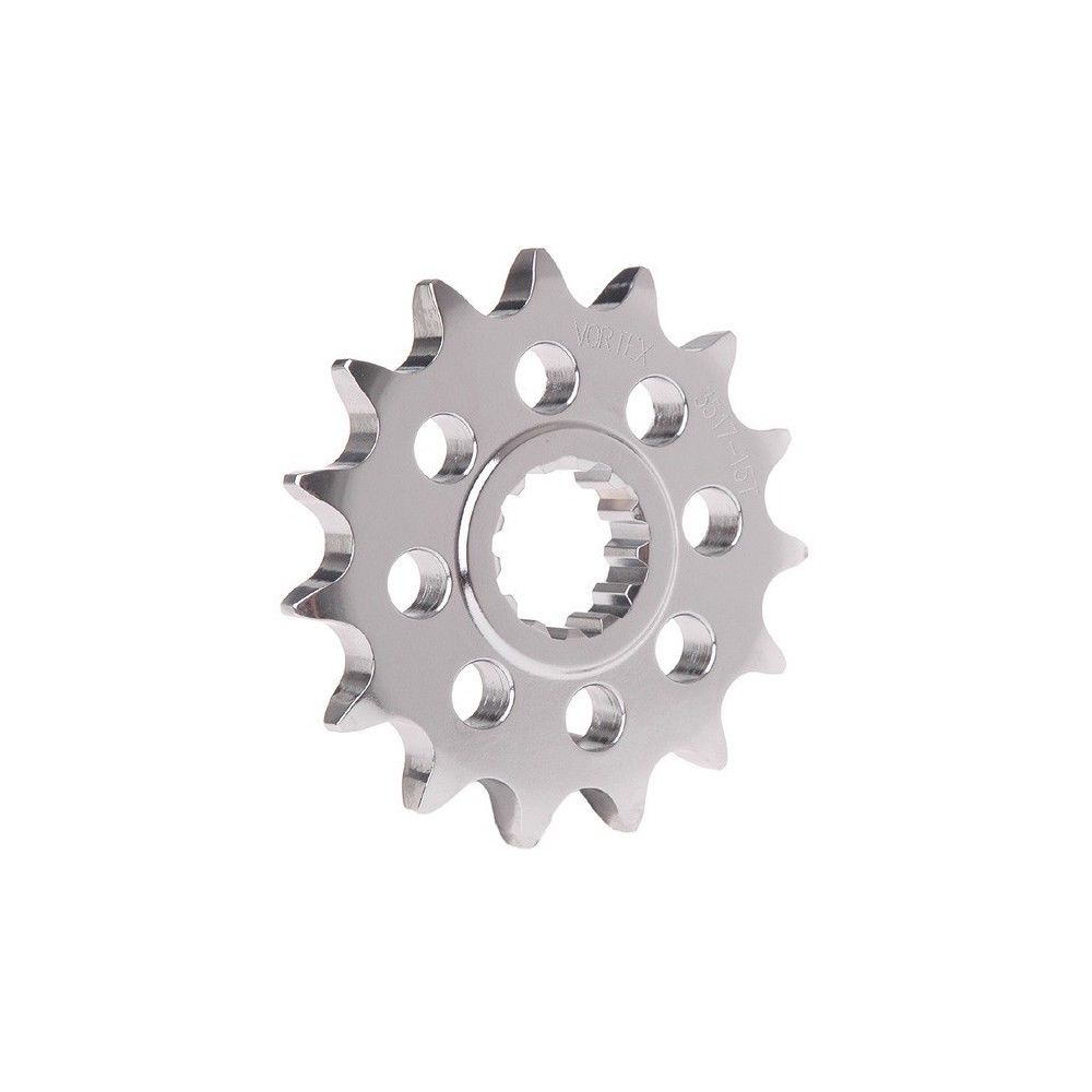 Vortex Front Sprocket 17 Tooth 530 Chain GSXR1000 2009-2016 /GSX1300R 2008-2018