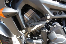 Load image into Gallery viewer, T-rex racing 2013 - 2019 Yamaha FZ-09 / MT-09 / FJ-09 No Cut Frame Sliders