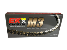 Load image into Gallery viewer, EK 520M3 CHAIN MOTOCROS NO ORINK 120T Gold