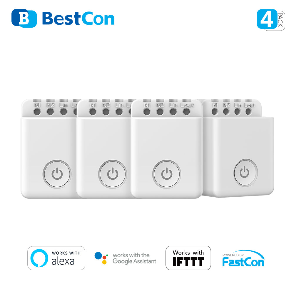 WIFI CONTROL BOX ‐ MBC1 ‐ PACK DE 4 BestCon by Broadlink