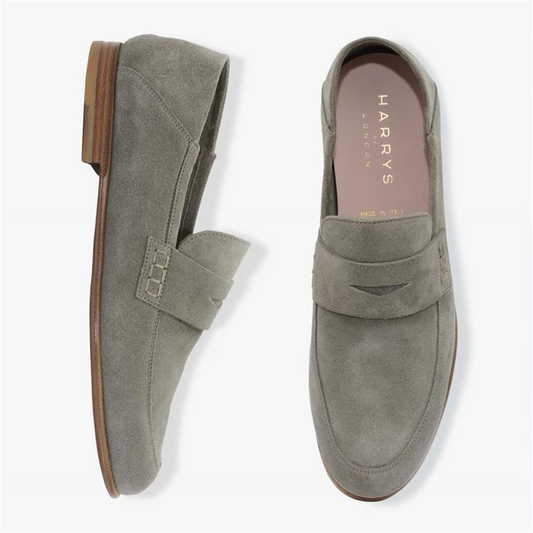 Lady Edward Suede Taupe