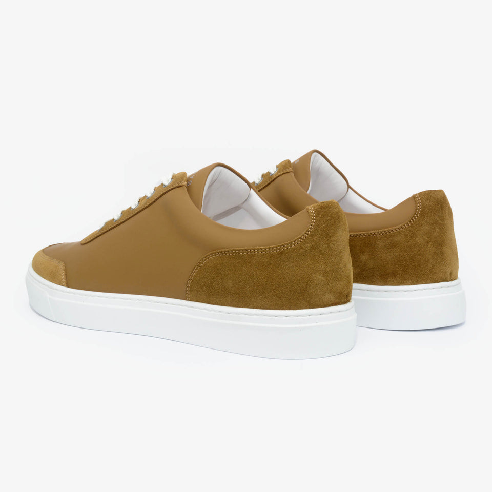 Nimble Tech Leather/Suede Couro
