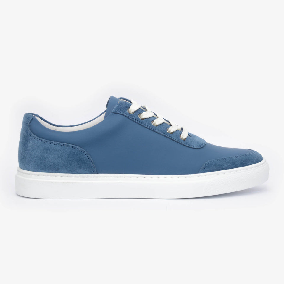 Nimble Tech Leather/Suede Indigo