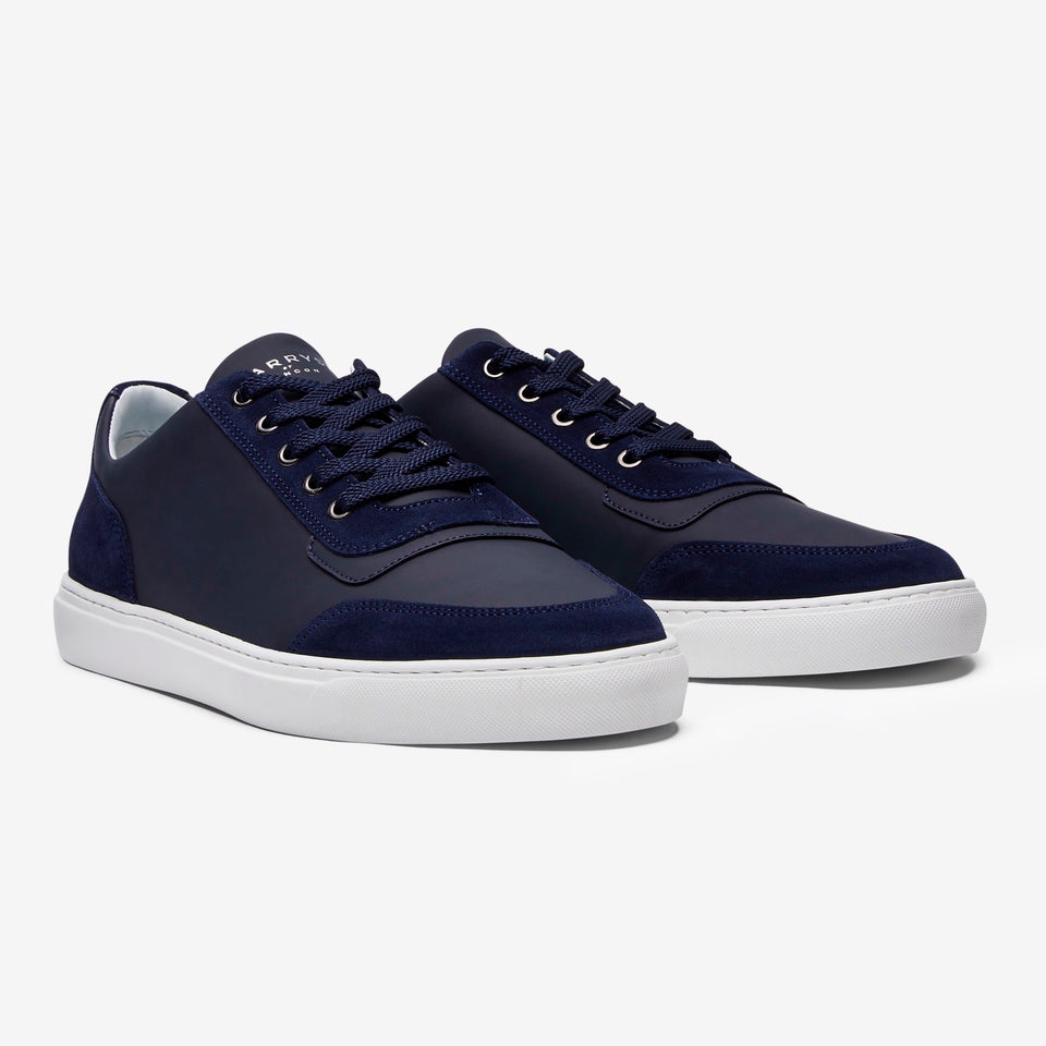 nimble-tech-leather-suede-navy