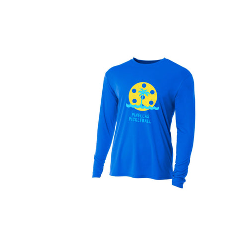 Long sleeve performance t-shirts-special order