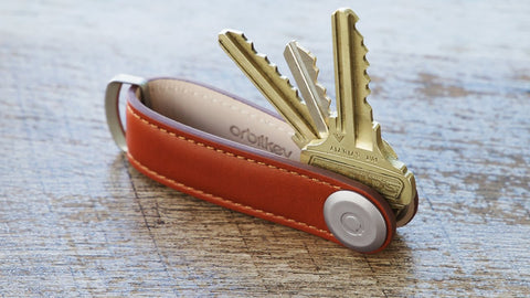 Orbitkey - Versatile Key Fob by The Grommet (6 years ago)