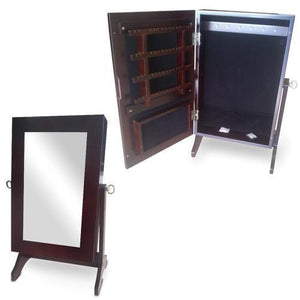 Great Concept Mirror And Jewelry Cabinet