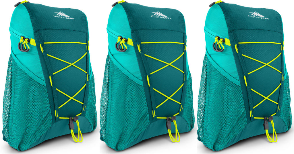 High Sierra Pack-n-Go Backpack Only $12.59 Shipped (Regularly $21)