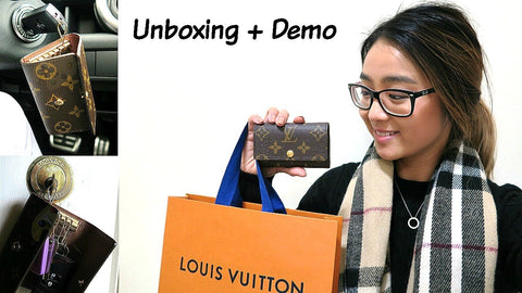 Louis Vuitton 6 Ring Key Holder | Demo and Review by Jodie.Z (3 years ago)