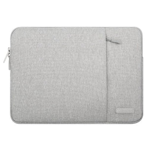 The existence of laptops sleeves has made it convenient to ensure that while in transit a laptop or its accompanying accessories are well protected from accidental shocks, scratches, and extreme weather conditions