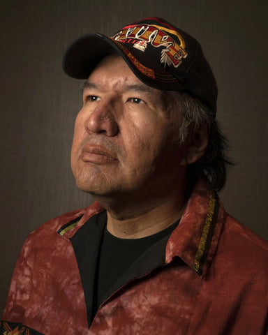 Norman Achneepineskum from Buffalo Hat Singers on Indigenous Resilience