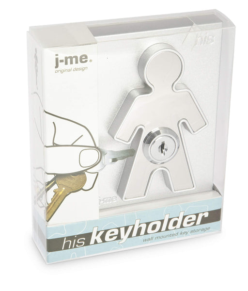 j-me his and Hers keyholders - Wall Mounted Key Organizer Will Ensure You Never Lose Your Keys Again