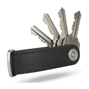 Italian Leather Pocket Key Organizer