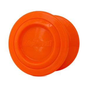 Asteroid Yo-Yo Orange