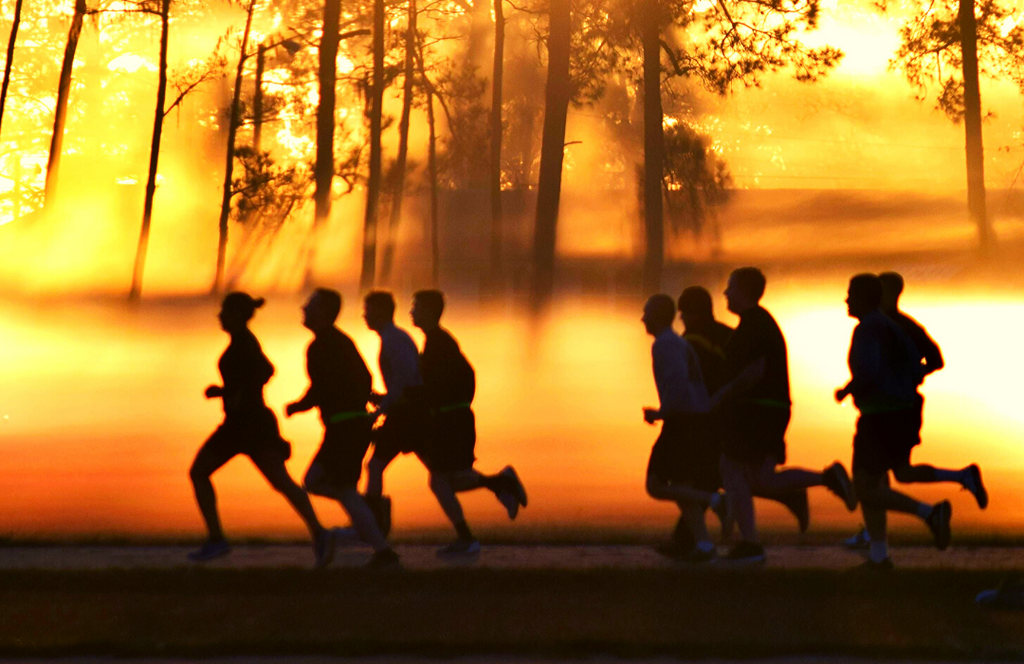 WHAT TIME OF DAY SHOULD YOU BE TRAINING?