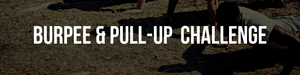 12th Nov - Burpee & Pull-up Pyramid Challenge