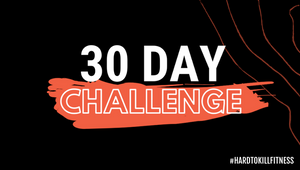 JULY 100 SIT-UP CHALLENGE