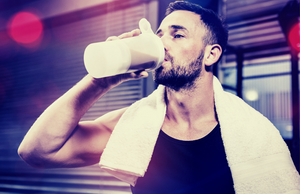 3 MEAL REPLACEMENT SHAKES FOR WHEN YOU ARE ON THE GO