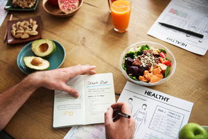 BEGIN EATING HEALTHY WITH 4 EASY DIET CHANGES