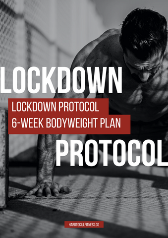 NEW LOCKDOWN PROTOCOL