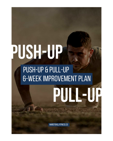 Push-Up Pull-Up Improvement Plan Discount - Hard to kill (2427169407036)