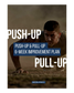 Push-Up Pull-Up Improvement Plan Discount