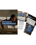 Push-up and Pull-up Improvement Plan - Hard to kill (2427171373116)