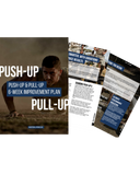 Push-up and Pull-up Improvement Plan - Hard to kill