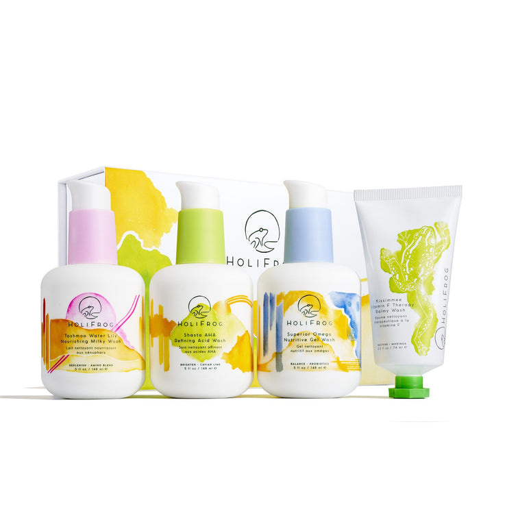 You Are Holi Set | HoliFrog Face Washes