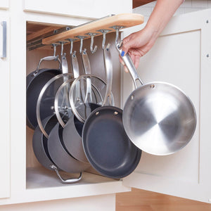 Put A Lid On It: Top 5 Recommended Kitchen Cabinets for Organizing Pots and Pans and Lids