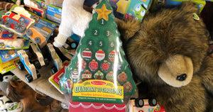 Melissa & Doug Christmas Advent Calendar Only $11.50 on Amazon (Regularly $20)