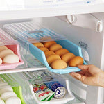 GreenSun(TM) Kitchen Home Refrigerator Drawer Type Egg Storage Box Shelf Organizer Container Holder Egg Cake Small Food Thing Accessories