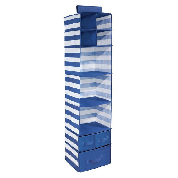InterDesign Rugby Hanging Shelf Organizer