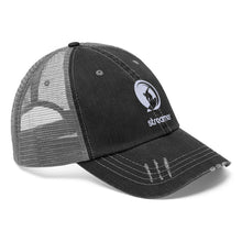 Load image into Gallery viewer, Streamer Logo (White) Unisex Trucker Hat
