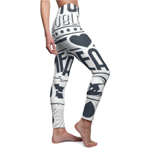 Load image into Gallery viewer, Women's Cut & Sew Casual Leggings (You Heart)
