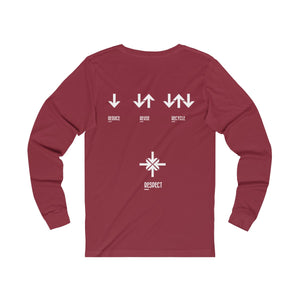 RE-SPECT Unisex Long Sleeve